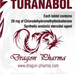Buy Turanabol in online-shop