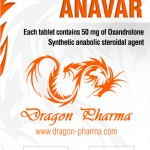 Buy Anavar 50 in online-shop